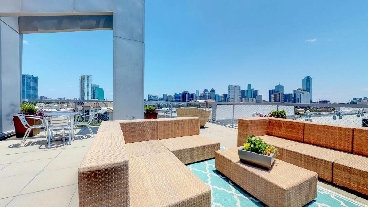 Trinity Loft Apartments Dallas TX