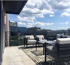 Rooftop Deck at Listing #279106