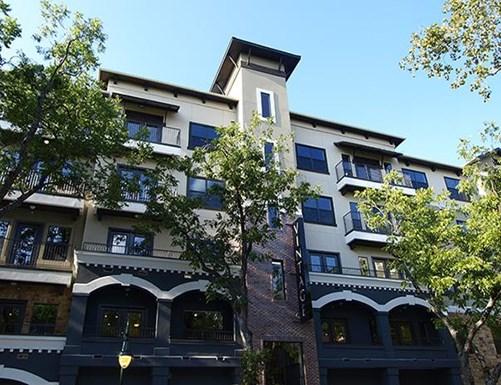 Vintage West Campus Apartments