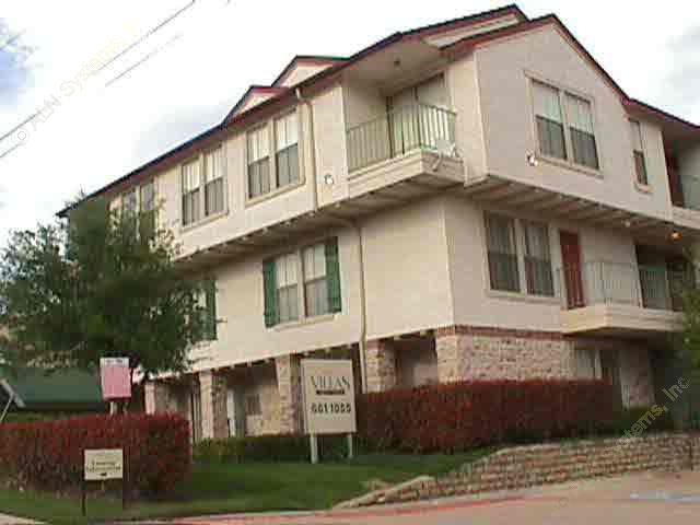 Villas of Bent Trails Apartments Dallas TX