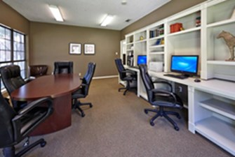 Business Center at Listing #136820