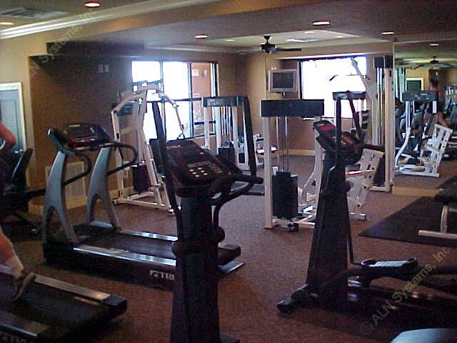 Fitness Center at Listing #138082