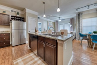 Kitchen at Listing #155261