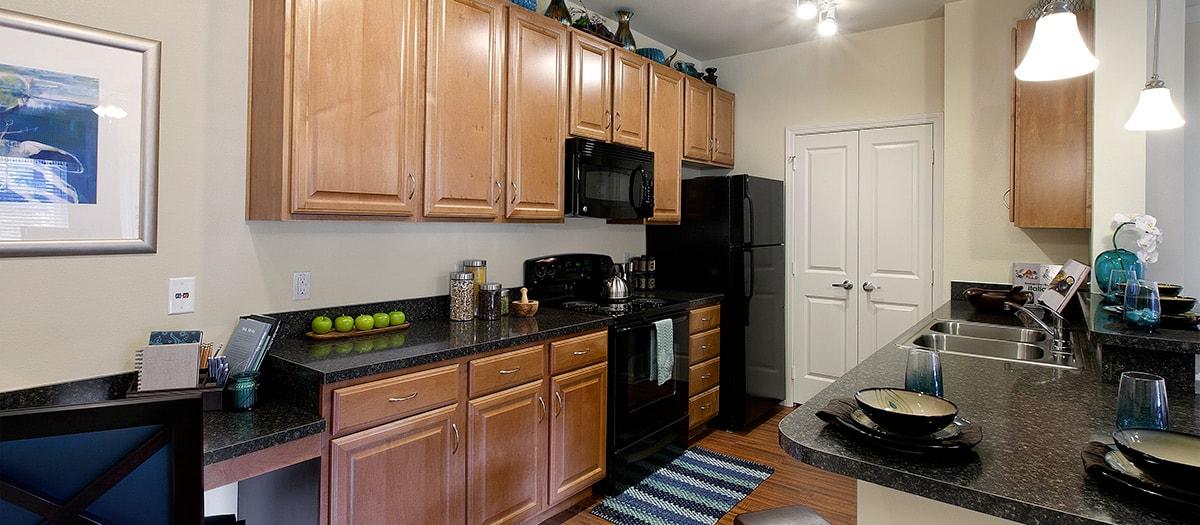 Kitchen at Listing #152238