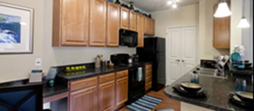 Kitchen at Listing #152238