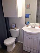 Bathroom at Listing #140821