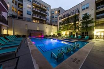 Pool at Listing #237546