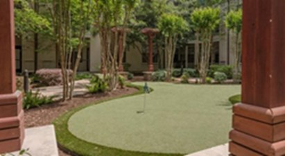 Putting Green at Listing #144129