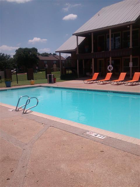 Pool at Listing #141013