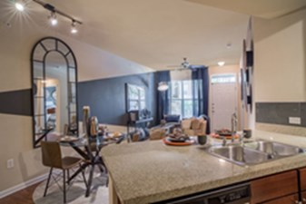 Dining/Kitchen at Listing #147844