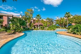 Pool at Listing #138347