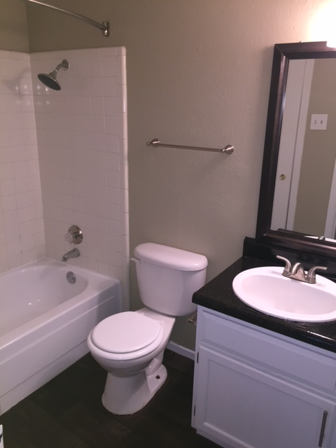 Bathroom at Listing #136812