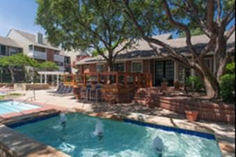 Pool at Listing #135964