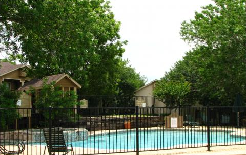 Pool at Listing #141030