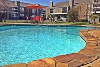Pool at Listing #137507