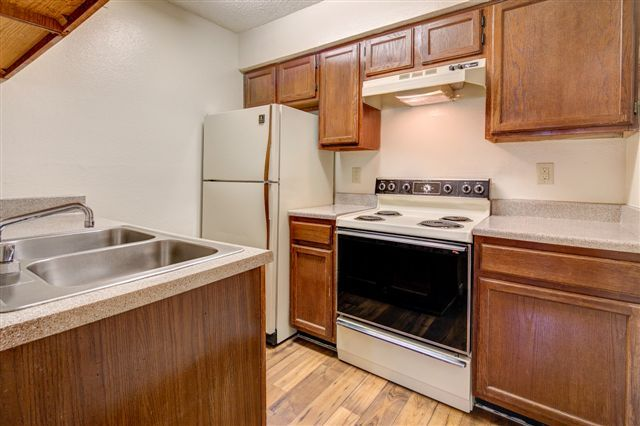 Kitchen at Listing #136465
