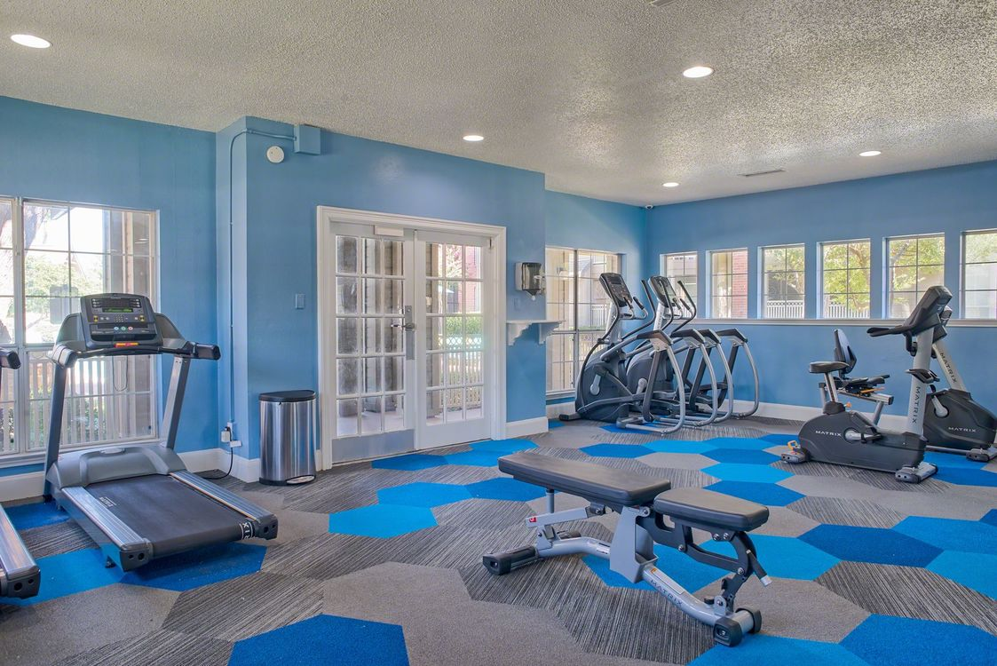 Fitness at Listing #136910
