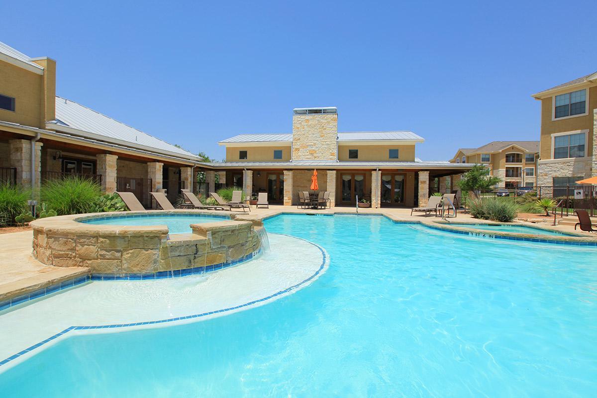 Pool at Listing #144875