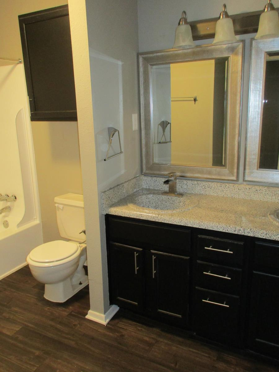 Bathroom at Listing #136793