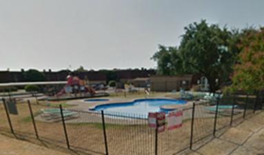 Pool at Listing #150735