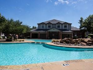 Pool at Listing #135848