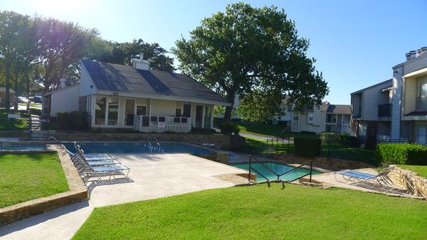 Pool at Listing #136746