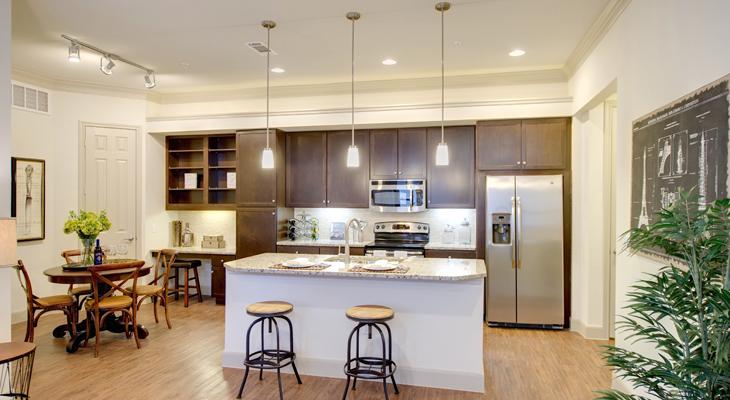 Kitchen at Listing #225975
