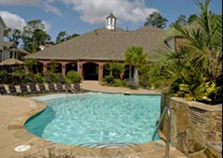 Pool at Listing #144662