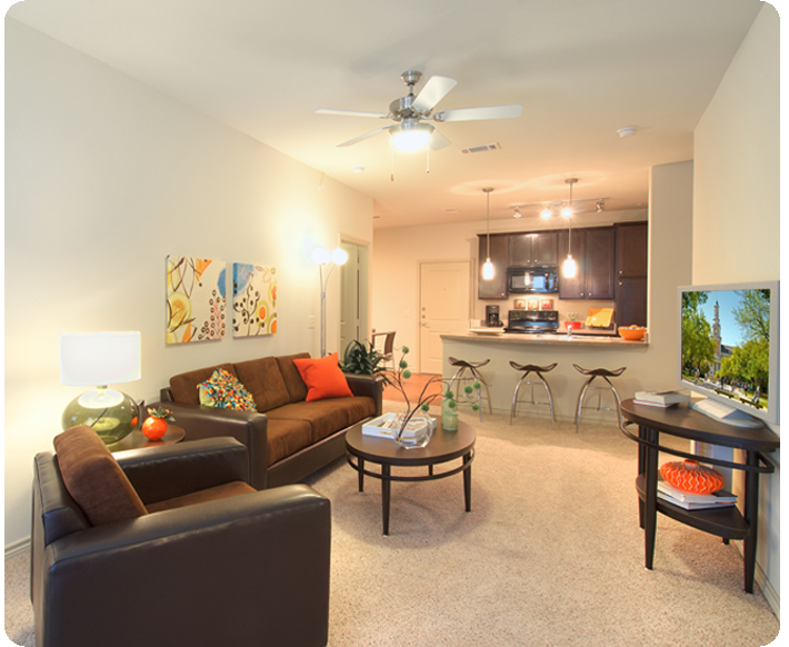 Living at Listing #153067