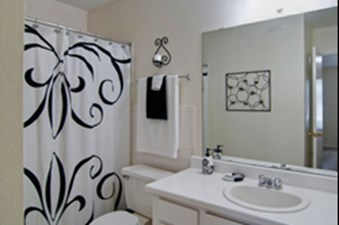 Bathroom at Listing #138713
