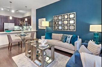 Living Area at Listing #292710