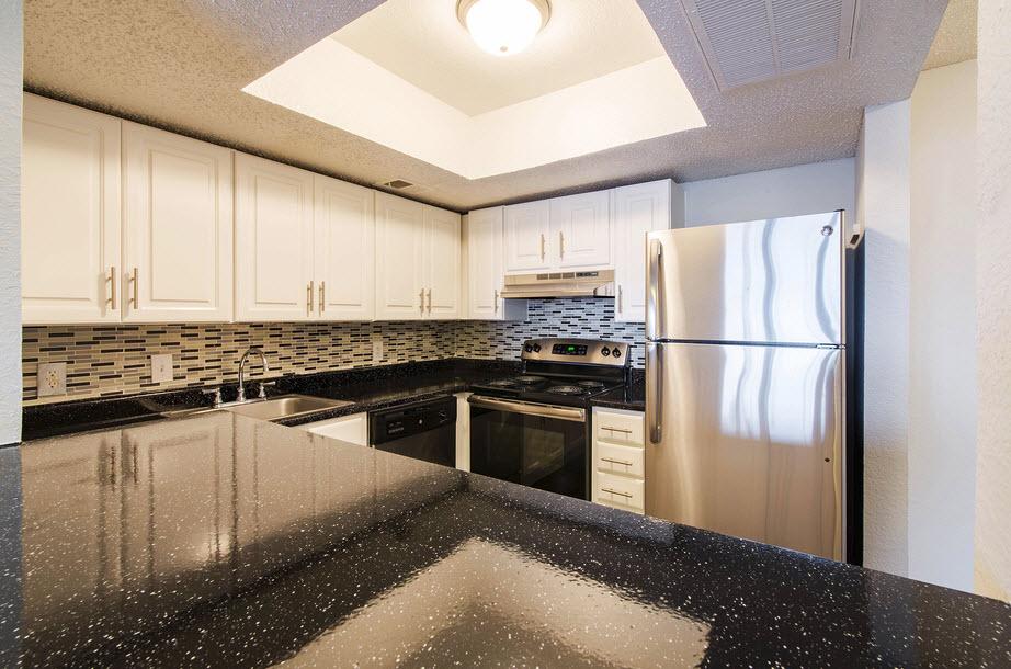 Kitchen at Listing #135921