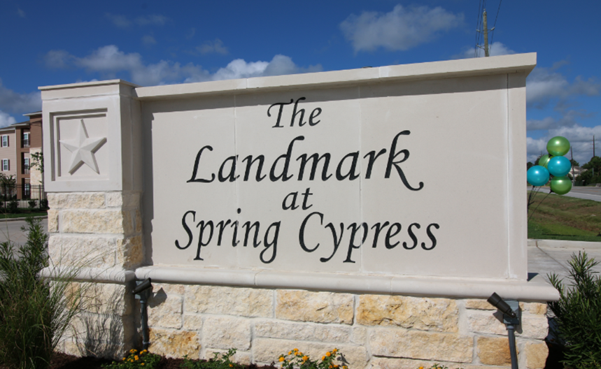 Landmark at Spring Cypress Apartments