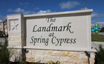 Landmark at Spring Cypress at Listing #286745