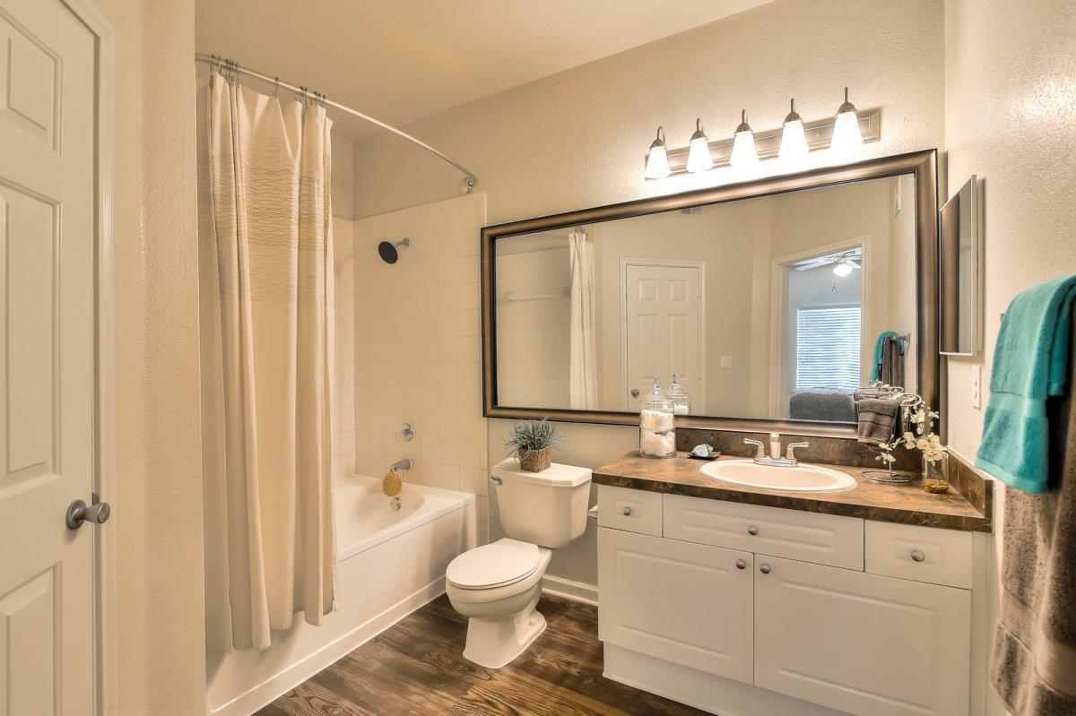 Bathroom at Listing #137747