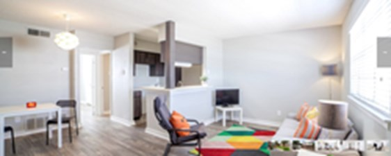 Living Area at Listing #140990