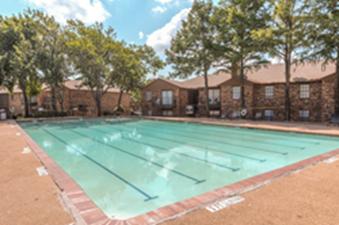 Pool at Listing #136206