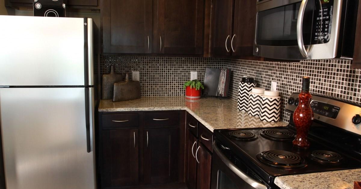 Kitchen at Listing #281195
