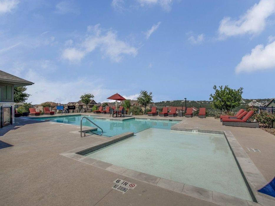 Pool at Listing #226045