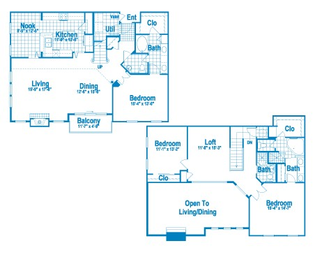 2,366 sq. ft. L5.1 floor plan