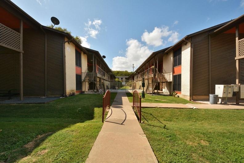 Cliffs Apartments