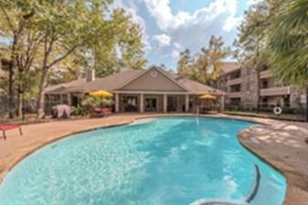 Pool at Listing #139318