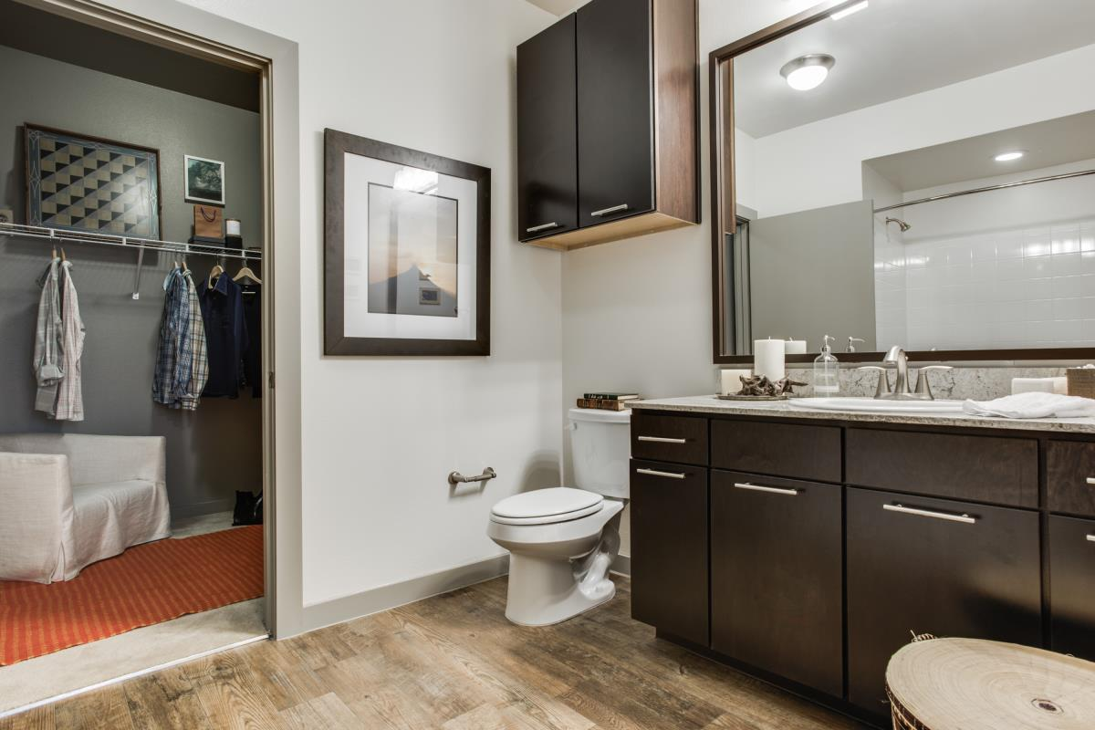 Designer finishes throughout at Listing #261160