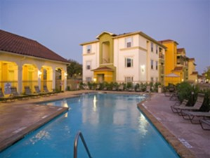 Pool at Listing #145757