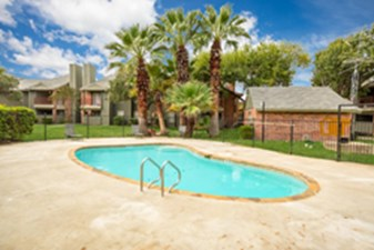 Pool at Listing #140992