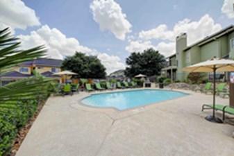 Pool at Listing #140899