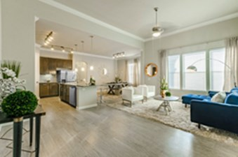 Living/Kitchen at Listing #279671