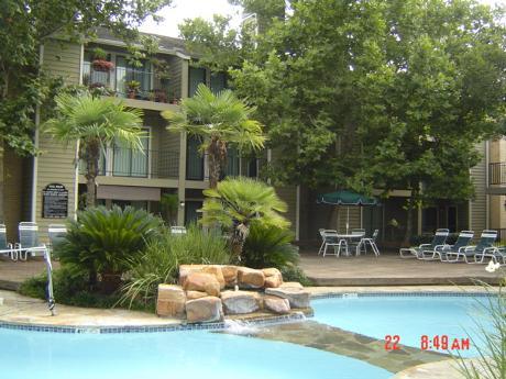 Pool at Listing #138881