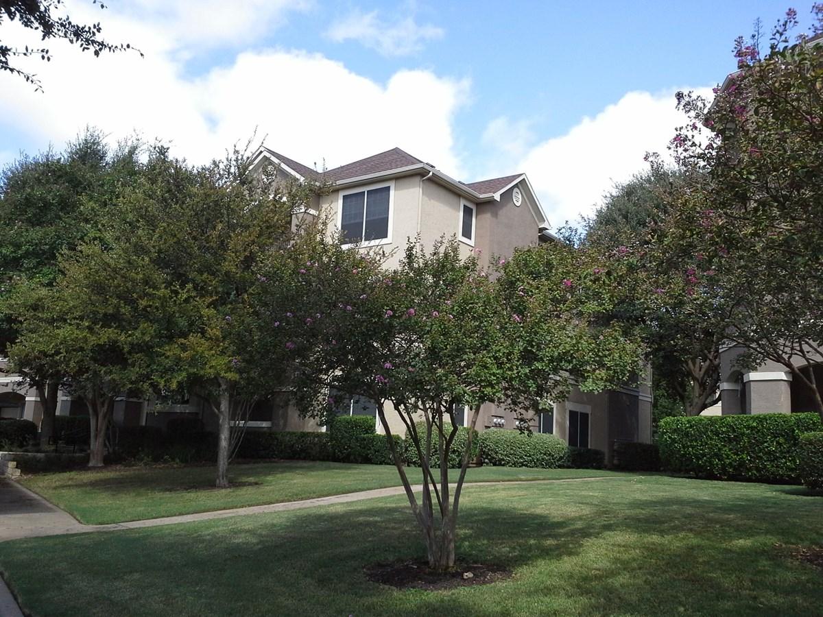 Sycamore Springs I & II Apartments Austin TX