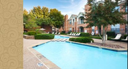 Pool at Listing #137707